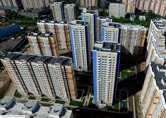 Согласован проектЖК сквартирами реновации назападе столицы